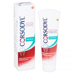 Corsodyl Toothpaste (75ml)