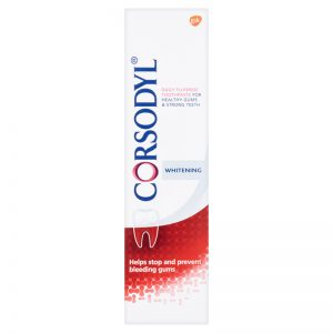 Corsodyl Whitening Toothpaste (75ml)