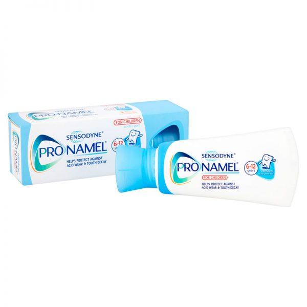 Sensodyne Pronamel Kids Toothpaste 6+ (50ml)