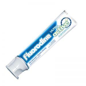 Fluorodine Toothpaste: Ultra Active - 75ml