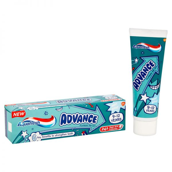 Aquafresh Advance Toothpaste (75ml)