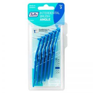 TePe Angle - Blue X Fine (Pack of 6)