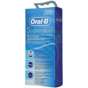 Oral-B Superfloss - 50 Strands