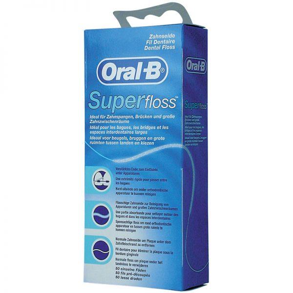 Oral-B Superfloss - 50 Strands