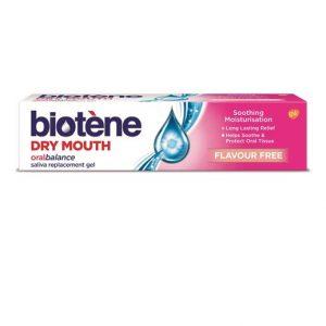 Biotene Oral Balance saliva replacement gel