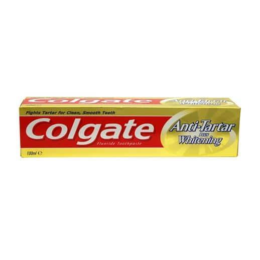 Colgate Anti Tartar and Whitening Toothpaste