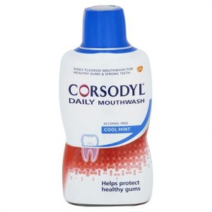 Corsodyl Daily Alcohol free Coolmint