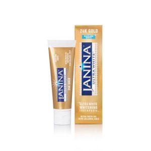 Janina Ultra White 24k Gold Toothpaste