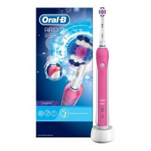 Oral B Power Pro 2 - Pink - 3D White
