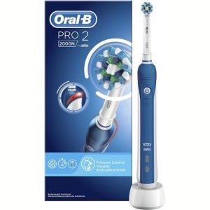Oral B Power Pro 2000 Action
