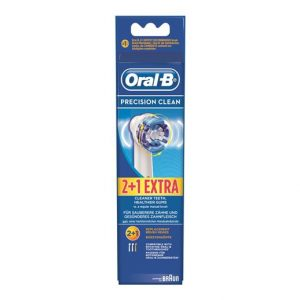 Oral B Precision Clean - Replenish Heads (Pack of 2) EB20