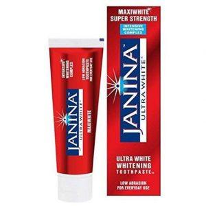 Janina Toothpaste