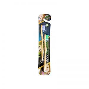 woobamboo eco-friendly toothbrush