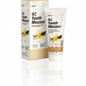GC Tooth Mousse: Vanilla