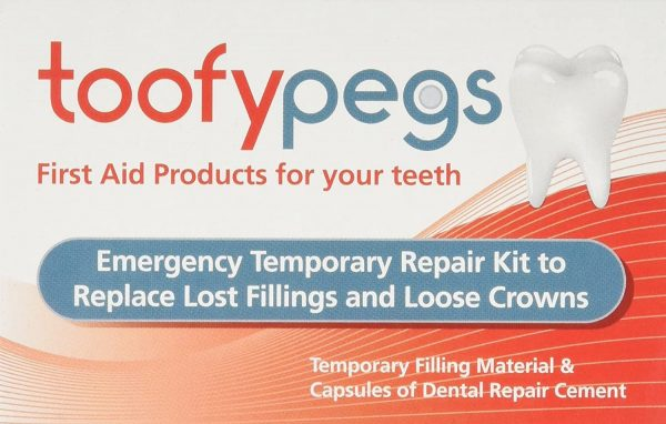 Toofypegs tooth repair kit