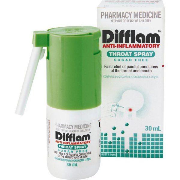 Difflam Oral Spray