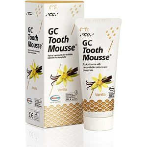 GC Vanilla Tooth Mousse