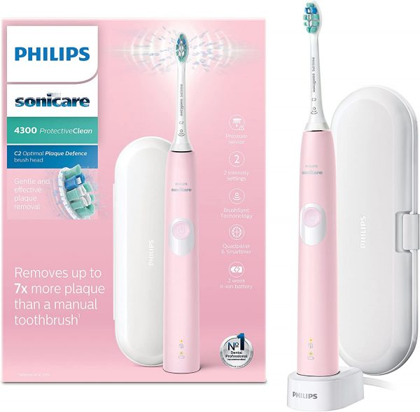 Sonicare ProtectiveClean 4300 Pink