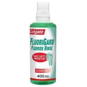 Colgate FluoriGard Alcohol Free Mouthwash